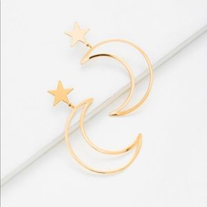 Star & Moon Earrings🤩